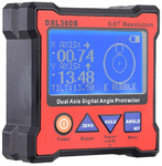 DXL360S V3.2 Dual Axis Digital protractor with magnetic base
